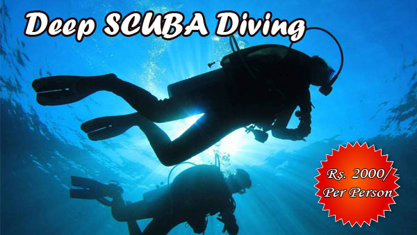 Deep Scuba Diving