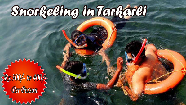Snorkeling in Tarkarli copy