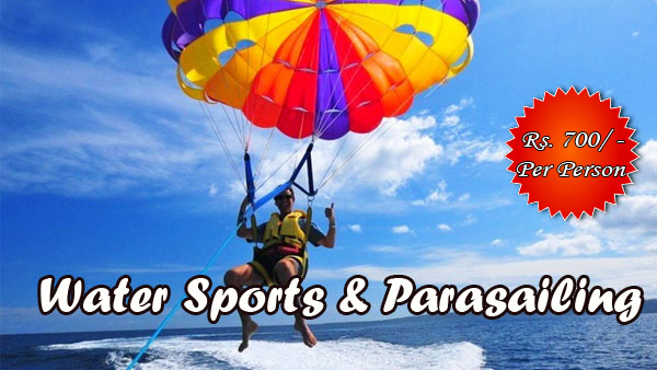 Water Sports & Parasailing copy