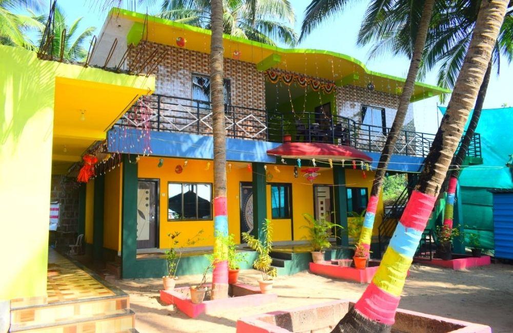 morya beach resort tarkarli malvan